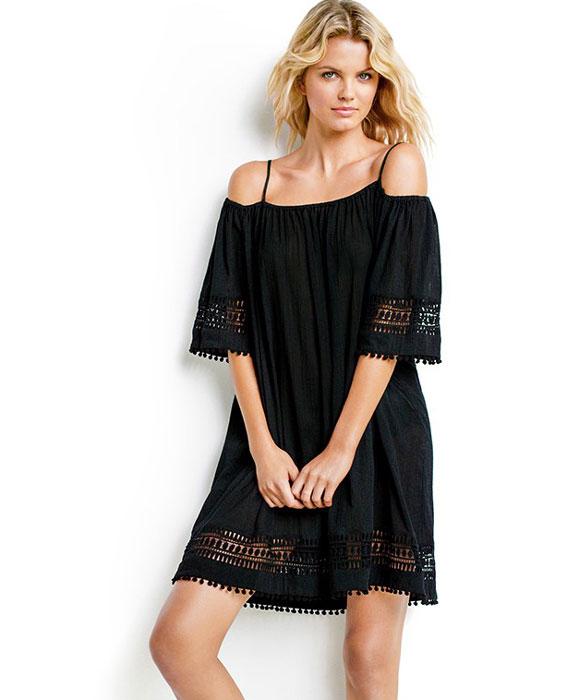 ac12a870f6 Sukienka plażowa Seafolly Casablanca Lace Smock Dress 52841 – Sklep ...