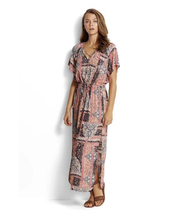 b24d8d04ff Sukienka plażowa Seafolly Moroccan Moon Maxi Kaftan 53255-KA – Sklep ...